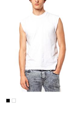 American Apparel 머슬셔츠