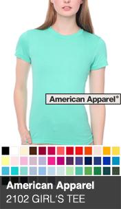 American Apparel 여자무지티