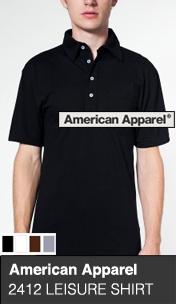 American Apparel 레져 셔츠